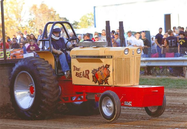 Case Pulling Tractors : Other case pulling tractors