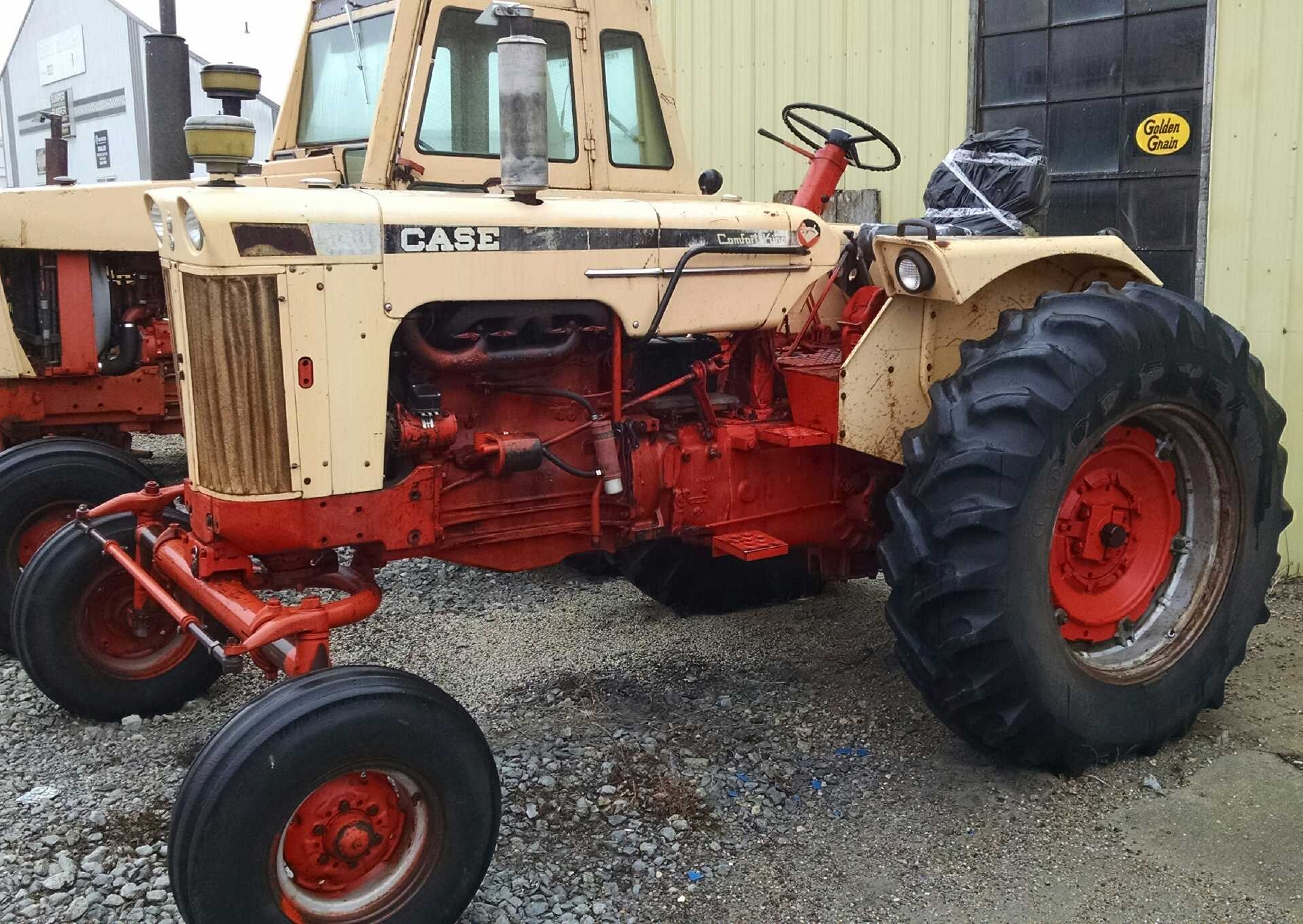 Case 830 Tractor